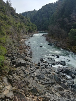 South Fork of the Yuba at Jones BarJones